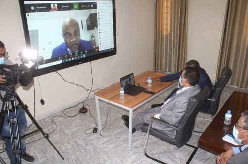 Article : Comité Régional de Pilotage du Projet SWEDD, la Mauritanie aux commandes d'ambitieux programmes