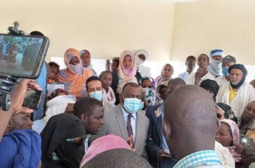Article : Lutte contre l'apatridie en Mauritanie, Birame Dah Abed à l'assaut des centres d'état-civil
