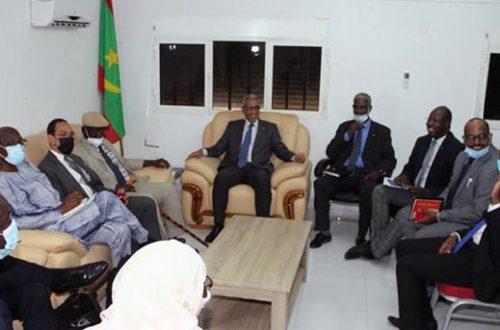 Article : Le Commissaire aux Droits de l'Homme à la délégation américaine en visite en Mauritanie : « les esclavagistes, c'est comme les voleurs, les trafiquants de drogues…des criminels, et nous avons pris des lois pour les punir »