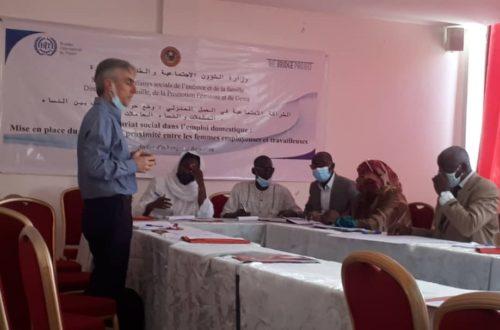 Article : Bonne nouvelle pour les domestiques en Mauritanie, bientôt un cadre de dialogue social entre employeurs et employés du secteur