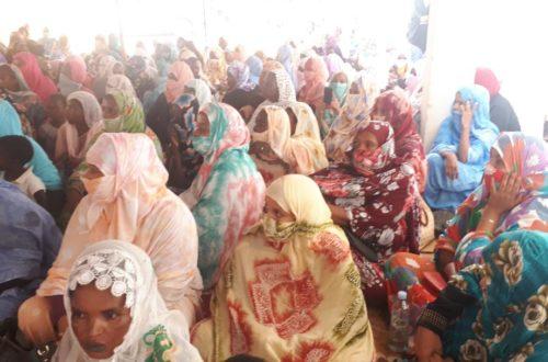Article : Journée mondiale de la population 2021, assurer la continuité des services en santé reproductive et lutter contre la mortalité maternelle