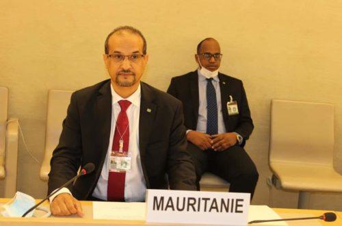 Article : 3ème cycle EPU : la Mauritanie rejette l'apostasie et l'homosexualité